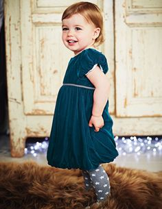 I've spotted this @BodenClothing Velvet Bubble Dress