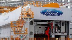 Ford aplica paros de producción en sus plantas de Cuautitlán y Hermosillo por inventarios