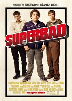 "You've selected ""Superbad"" as the winner of your favorite Seth Rogen movie, which is good because not only does Rogen play in the movie, but he also co-wrote it. Description from laughasaurus.blogspot.com. I searched for this on bing.com/images"