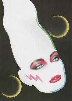 Yosuke Ohnishi (1987) #art#80s