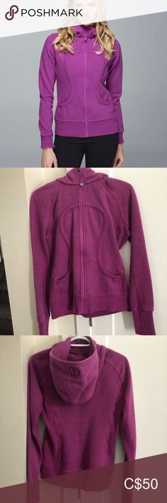 Scuba Hoodie II Used condition No stains, pilling or damage. Size 8 **cat friendly, smoke free home** Offers welcome lululemon athletica Tops Sweatshirts & Hoodies Plus Fashion, Fashion Tips, Fashion Trends, Hoodies, Sweatshirts, Lululemon Athletica, Stains, Smoke Free, Cat