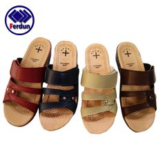 Source Factory direct sale women pu wedge sandals on m.alibaba.com Leather Sandals, Wedge Sandals, Beach Color, Direct Sales, Womens Slippers, Footwear, Wedges, Pairs, Shoes