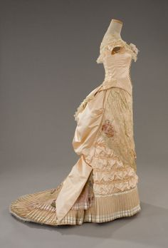 19th Century Ball Gowns | Costume Captures: May's Ball Gown
