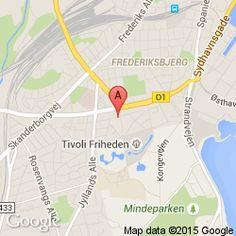 Aarhus sightseeing map Maps Pinterest Aarhus and City