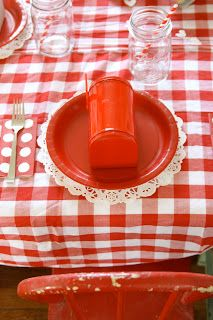 cousin love {a valentine party} Cousin Love, Red Paper, Love Valentines, Paper Plates, Celebrations, Parties, Party Ideas, Wedding Ideas, Invitations