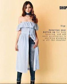 September @ellesouthafrica Fashion Photo, To My Daughter, September, Shoulder Dress, Instagram Posts, Model, Shopping, Dresses, Vestidos