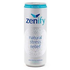 Zenify Natural Stress Relief (12x12oz)