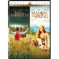 Jean De Florette / Manon of the Spring (Double Feature)
