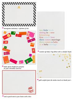 Kate Spade on paperless post