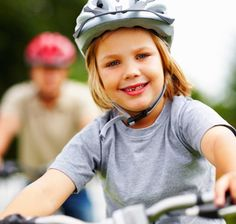 For many kids, summer means not just a break from school but the chance to do favorite outdoor activities like bicycling.  But while bicycling may be as American as apple pie, experts say it's important to keep safety in mind on the road.