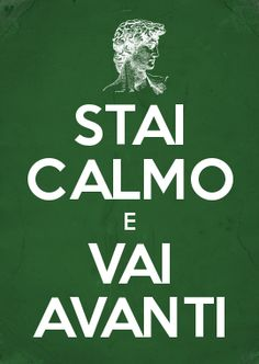 Stai calmo!