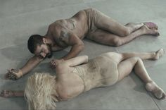 Sia - Elastic Heart, I love this video clip, it shows so much emotion and is so expressive!