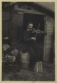 Fiddle Player 1898