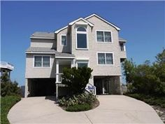 """Byblos"" is the perfect location for your Outer Banks getaway. Panoramic views of the ocean can be seen from almost every room in the house. Enjoy ..."