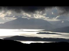 A view of the Scottish country taken from across Scotland. Accompanied by the music Every River by Runrig . Scottish Bands, Celtic Music, Irish Celtic, Inverness, Relaxing Music, Countries Of The World, Faeries, Edinburgh, My Music