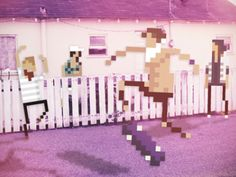 Jherin Miller – Pixels and Polaroids