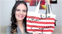 Recebido Surpresa da Editora Harlequin Books | Luciana Queiróz