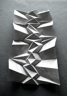 Paper and folding image
