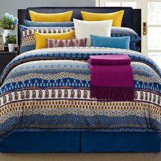 Guest bedroom - EverRouge Aladdin Cotton 8-piece Comforter Set   Overstock.com