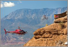Red Bull Rampage - the craziest and wildest downhill challenge
