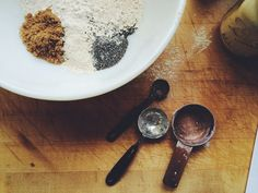 Alone in the Kitchen with Quinoa Pancakes — Eat This Poem