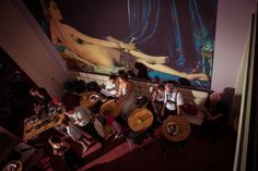 Fővárosi helyszínvadászat: Apacuka I Bohém Esküvő Concert, Concerts