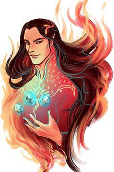 Fëanor - Prince of Fire
