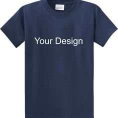 Custom printed Unisex GILDAN® Ultra Cotton® T-Shirt is a perfect tee for your company logo of shirt for special event. The cotton t-shirt comes printed with one spot front or back.