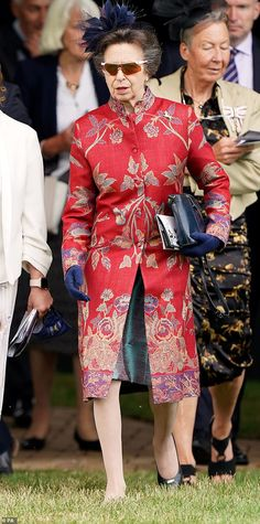 Princess Elizabeth, Royal Princess, Cobalt Blue Fascinator, Royal Ascot Races, Lady Ann, Royal Life, Prince William And Kate, Wimbledon, Royal Fashion