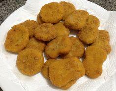 Nuggets de milho (os famosos craudinhos)