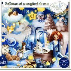 Softness of a magical dream