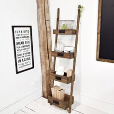 ladder box shelves from uniche interior furnishings