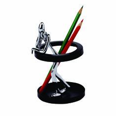 Çalışma masanızda sıra dışı ofis eşyalarına yer açın http://www.dunyastyle.com/mukul-goyal-kalemlik-pmu5775