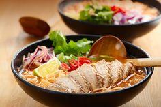 Ramen, Japanese traditional noodle, Japan.