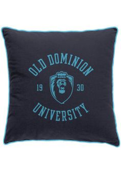 Old Dominion University /'Old Dominion/' monogrammed burp cloths