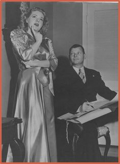 Publicity photos of Hollywood stars, like Oscar-nominated actress Alice Faye, helped the Census Bureau encourage Americans to participate in the 1940 Census. #CensusHistory Learn more at http://www.census.gov/history/