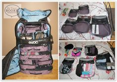 The World Traveller - my favourite bag - #PackingCubes #EVOC #Giveaway