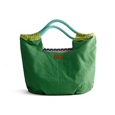 Pacific Tote - Moss | Serena & Lily