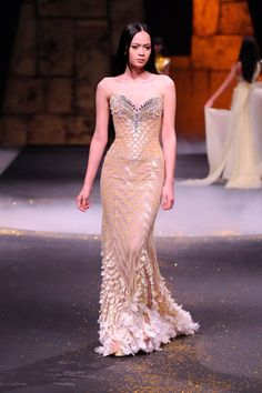 Michael Cinco Couture | Michael Cinco 2012 Spring Summer Evening Collection