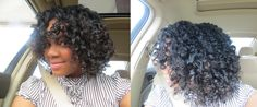 Flat Twist-Out on Natural Hair: New Method!