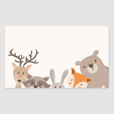 Woodland baby shower favor tag Sticker Animals Fox - My CMS Baby Shower Favors, Baby Shower Cakes, Baby Shower Parties, Baby Shower Themes, Baby Shower Decorations, Baby Shower Gifts, Shower Ideas, Shower Party, Baby Favors