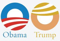Obama x Trump