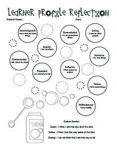 IB Learner Profile Reflection.pdf