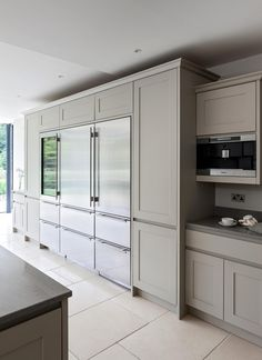 Style and color of cabinets - i.e. MS Sharkey Gray.    Counter - slate, soapstone, dark gray.