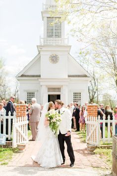 Daniel Boone Historic House | Old Peace Chapel, St. Charles Missouri Wedding