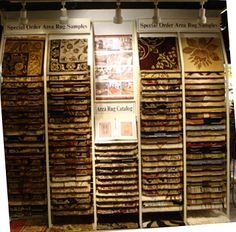 04142008 New Merchandising Units Feature Small Rug Samples | Article | Rug News