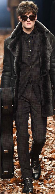 www.2locos.com John Varvatos Fall 2015 Menswear