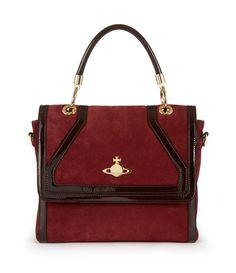 Vivienne Westwood Victoria Bag Bordeaux #bag #bags #handbags