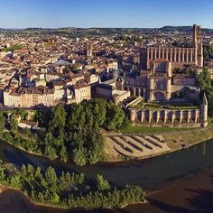 Episcopal City of Albi France UNESCO
