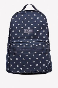 3bf9e55f4c8 BROMSGROVE CLASSIC BACKPACK Jack Wills Bags, School Equipment, Back To  School Backpacks, School